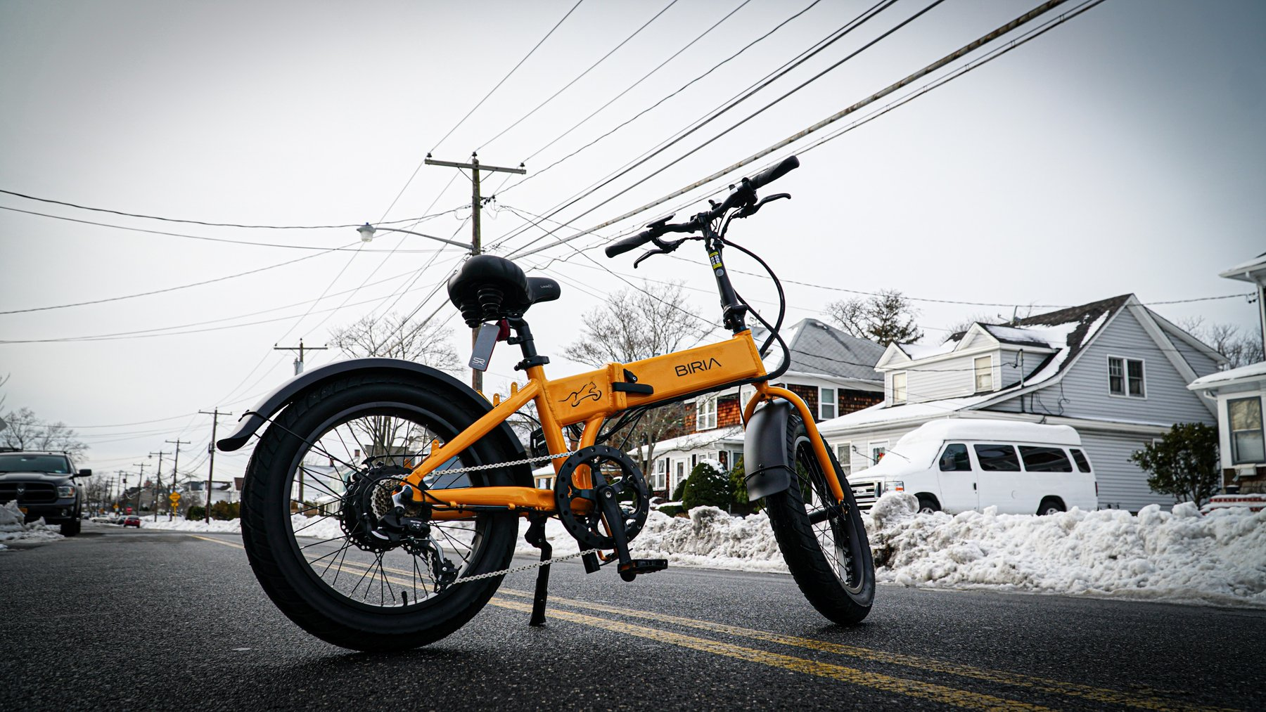 Biria Bikes e-bikes are made for city travelers