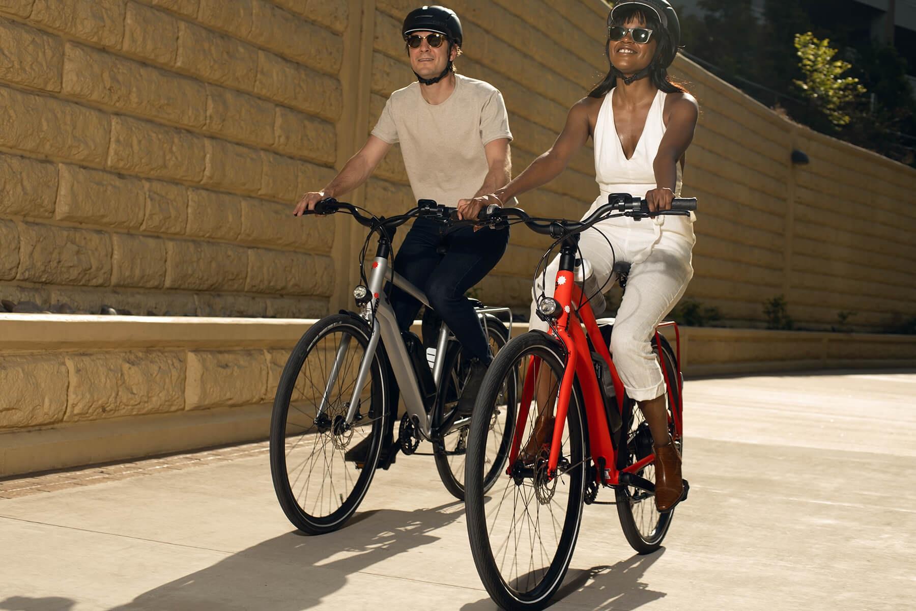 Charge City e-bike's conclusion