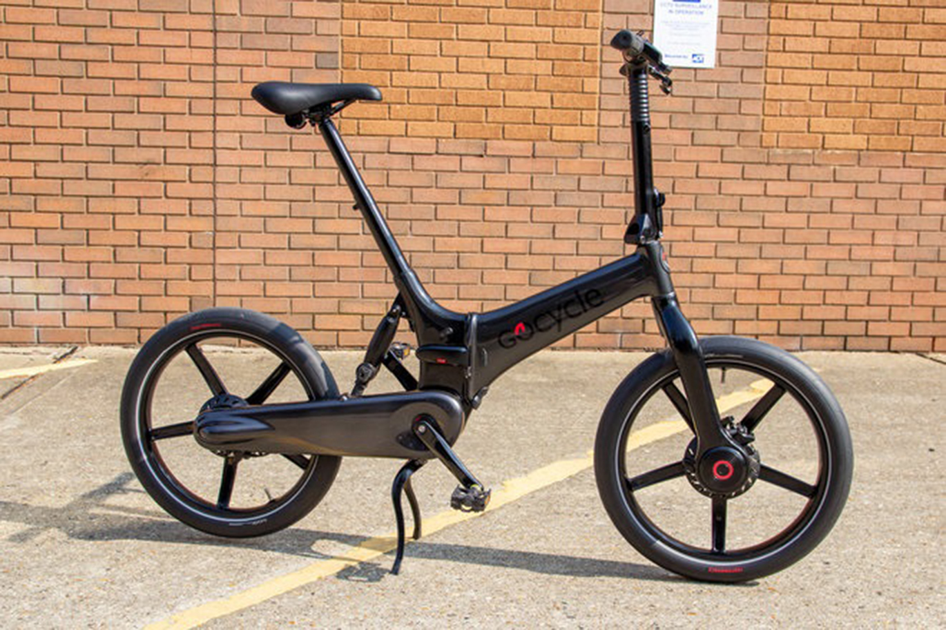 Gocycle G4i e-bike's product review