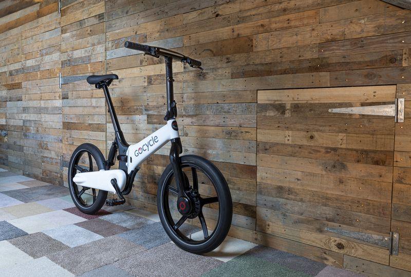 Gocycle G4i e-bike's excellent specs