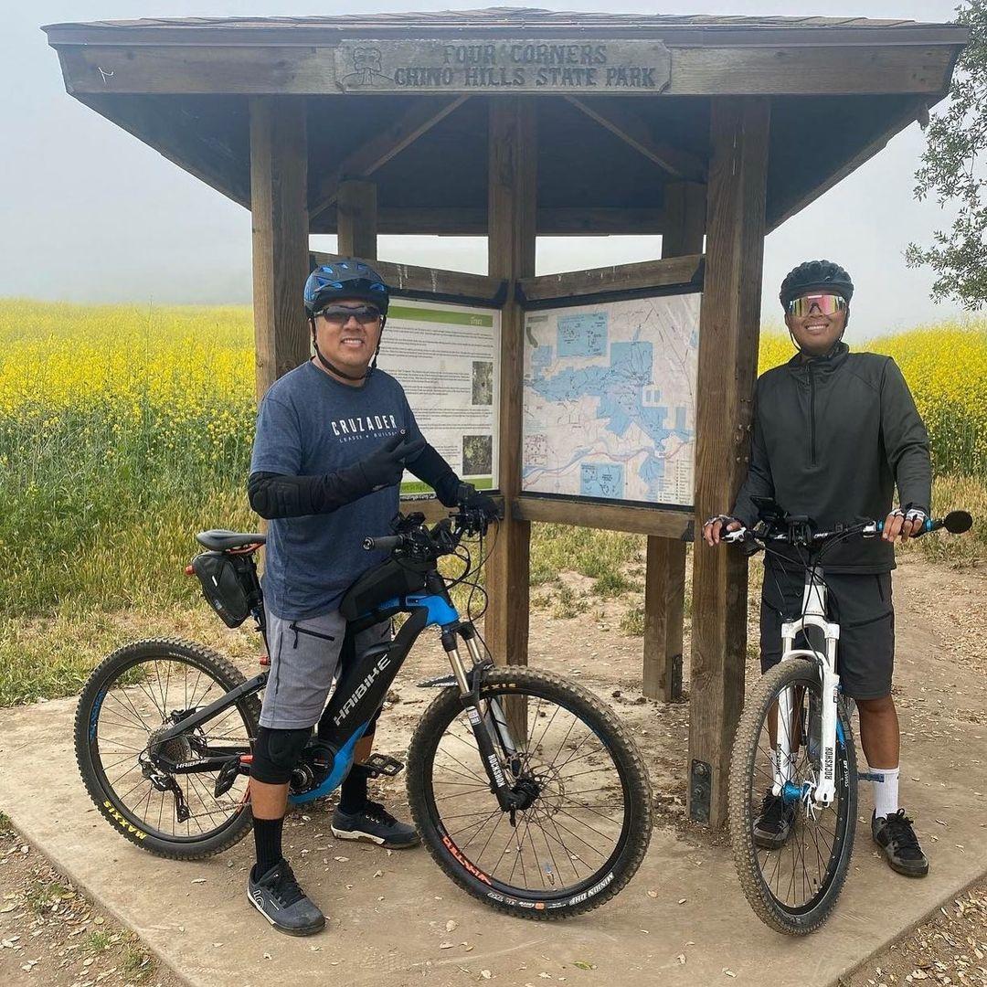 Haibike Bikes e-mtb are high quality