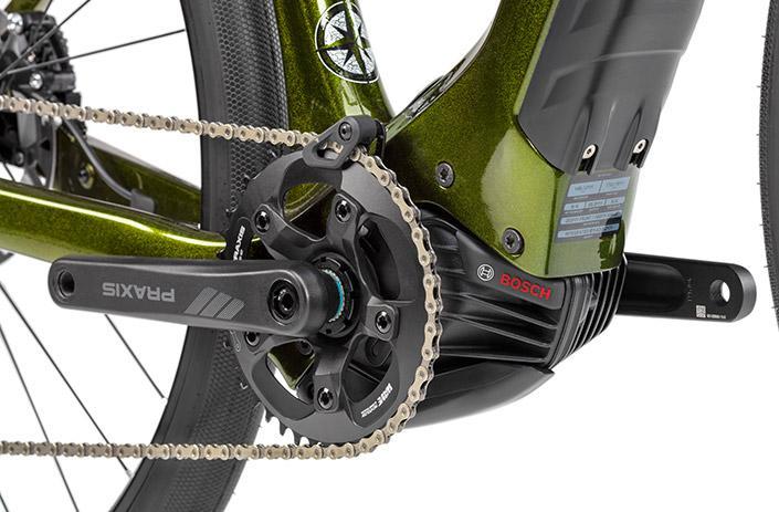 Niner e9 RDO e-bikes powerful motor