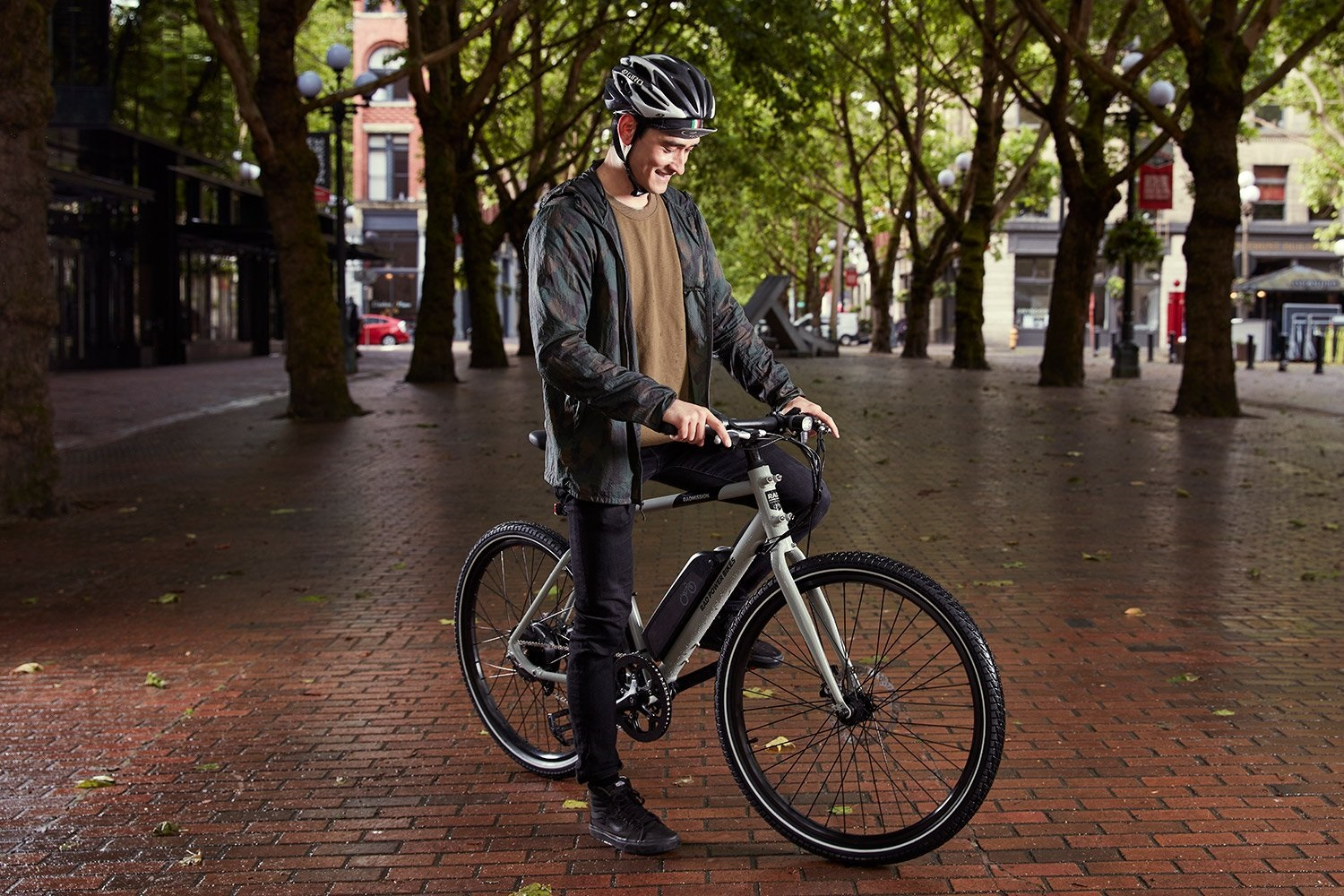Rad Power RadCity 4 e-bike is powerful and durable