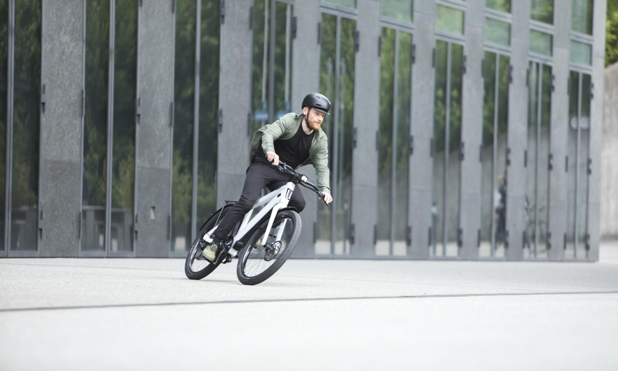Stromer ST3 e-bike's conclusion