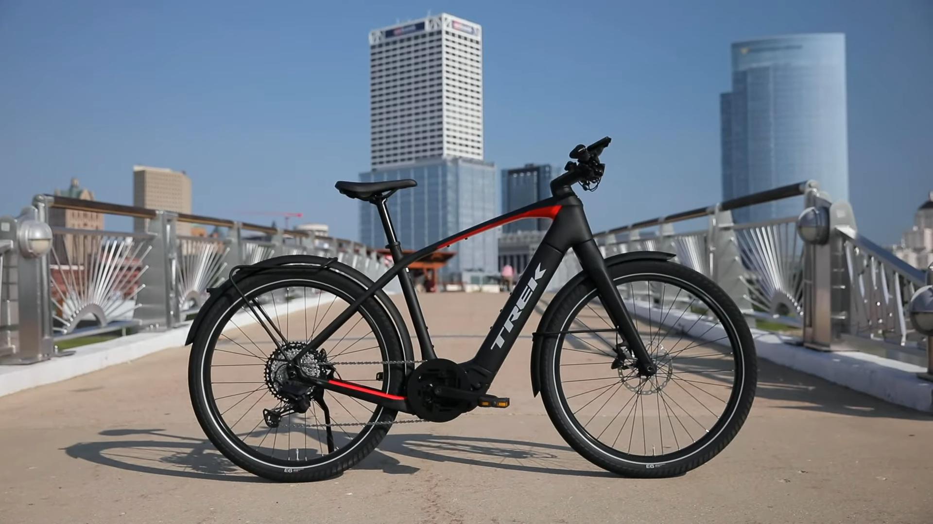 Trek Allant+ 9.9S e-bike model review