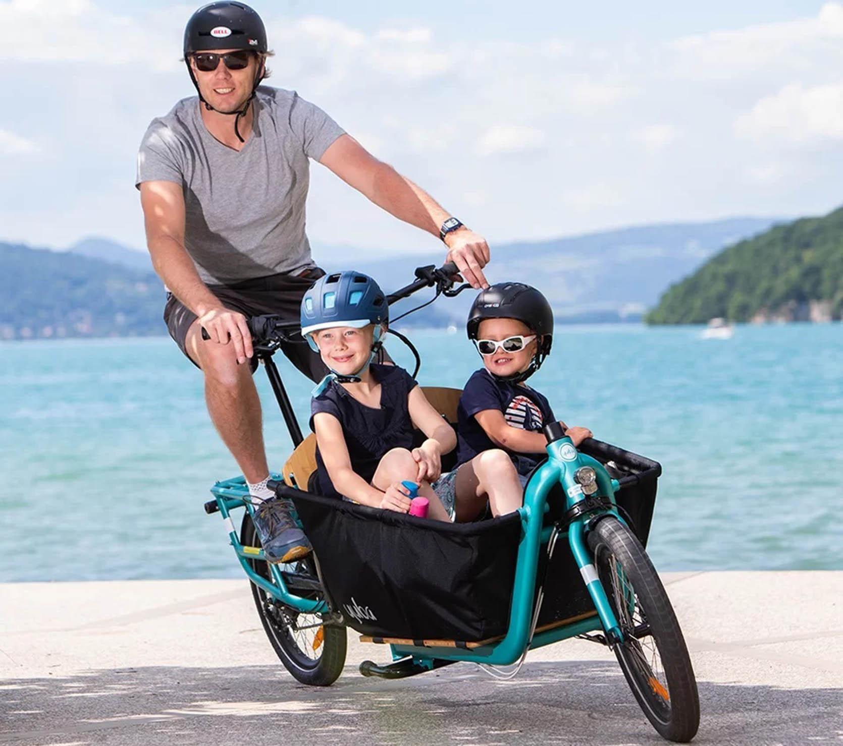 Yuba Electric Supermarché e-bike product review