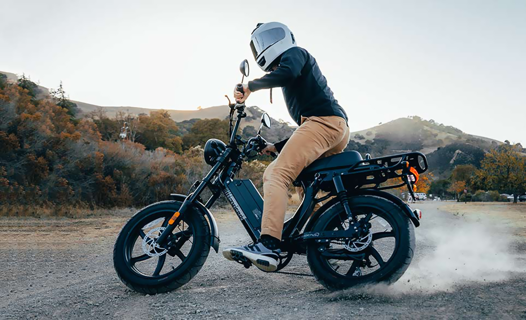 Juiced Bikes' HyperScorpion Commuter e-bike