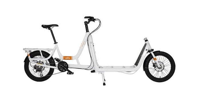 yuba electric supermarche cargo bike