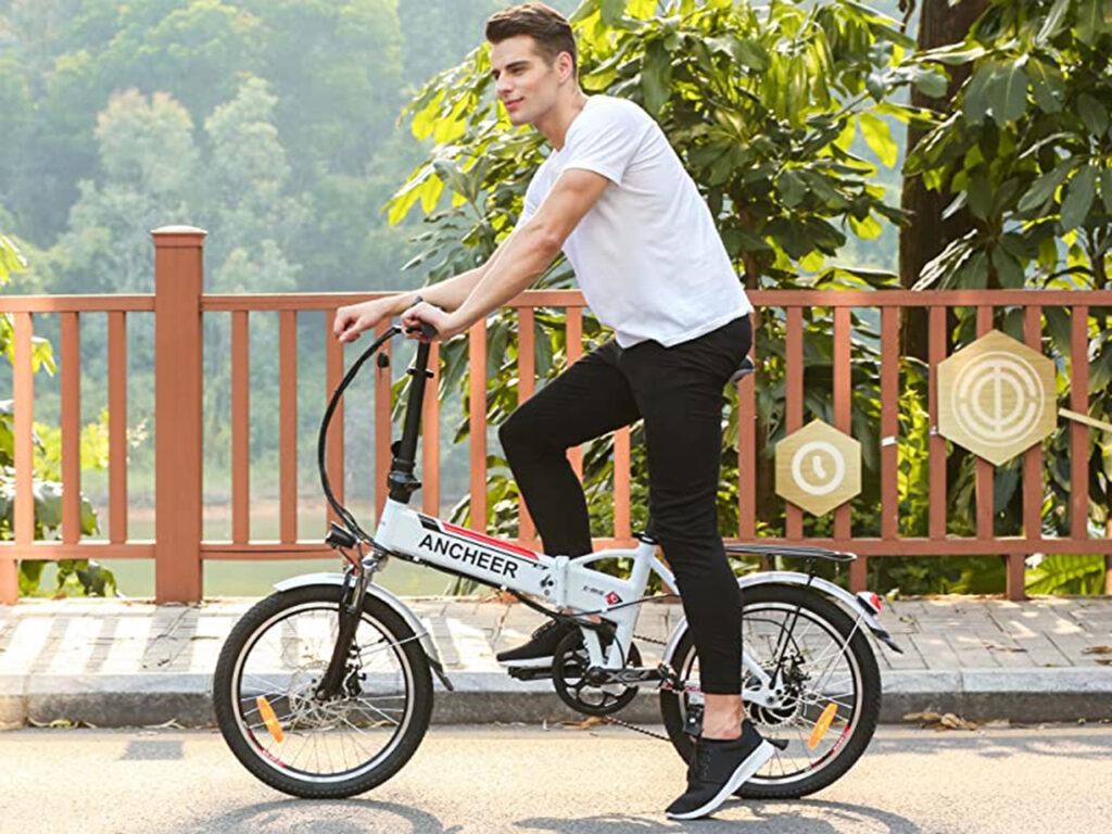 Ancheer Bikes e-bikes are diverse