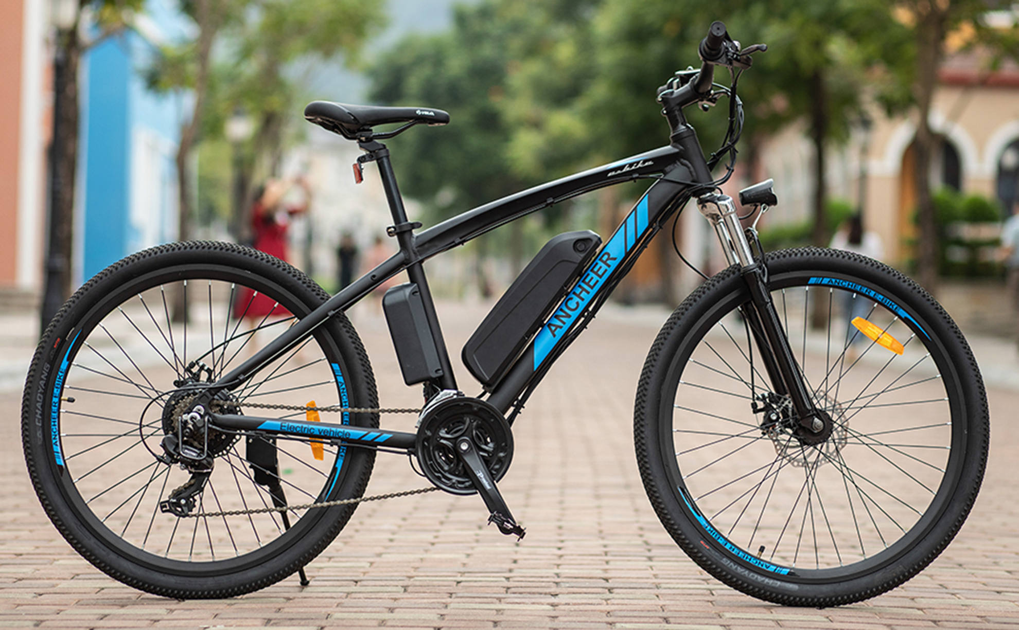Ancheer E-bikes Brand Overview