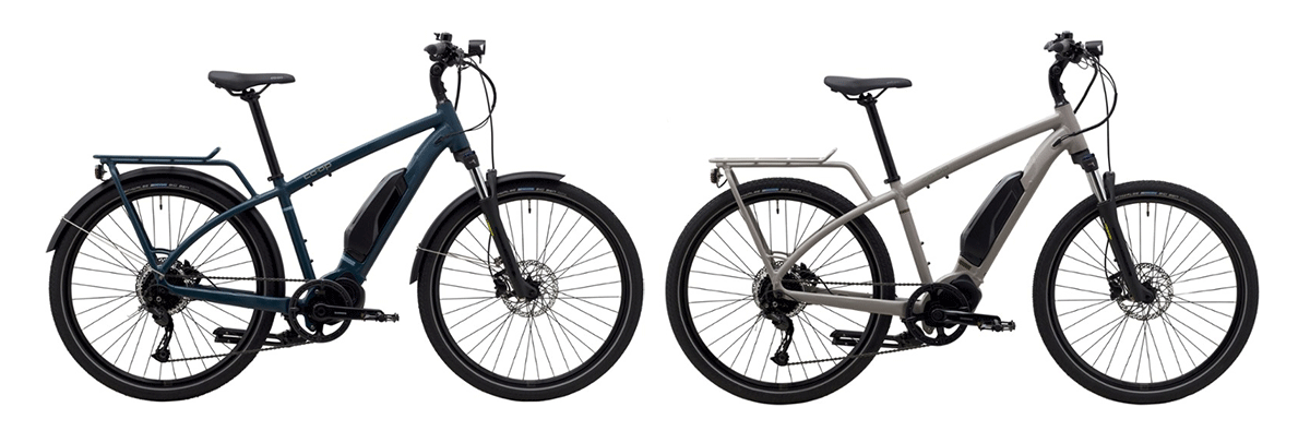 class 1 ebikes from Co-op Cycles