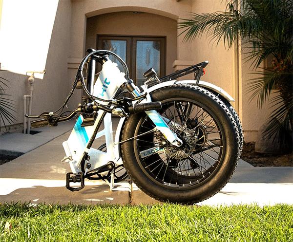fat tire folding electric bike lectric xp 2.0