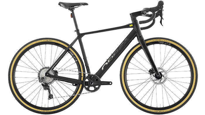 orbea gain egravel bike
